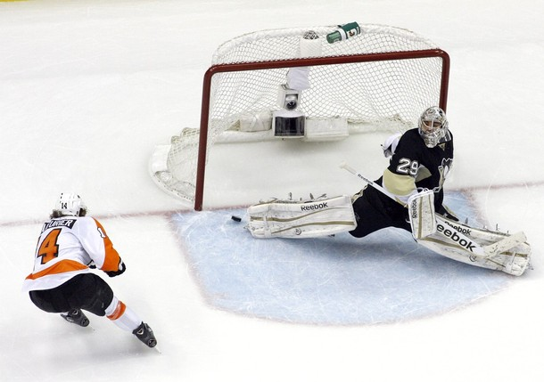 Fates Intervention is Sean Couturiers Gain