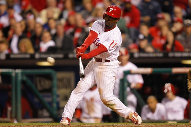 Notes From The Phillies' 5-4 Loss To Chicago