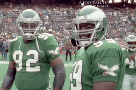 Eagles Dominant Defense Was Never The Same Without Jerome Brown