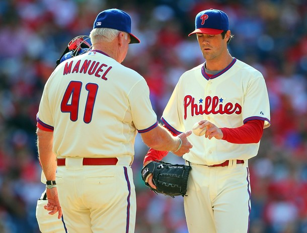 Is Charlie Manuel Doing A Good Job?