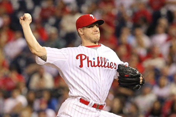 Notes From The Phillies' 2-1 Loss To San Francisco