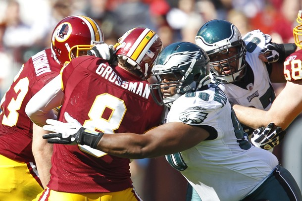 Eagles Are Prepared For The Absence Of Mike Patterson