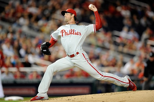 Notes From The Phillies' 5-2 Loss To Los Angeles
