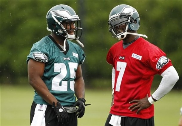 Michael Vick Promises To Protect Himself In 2012
