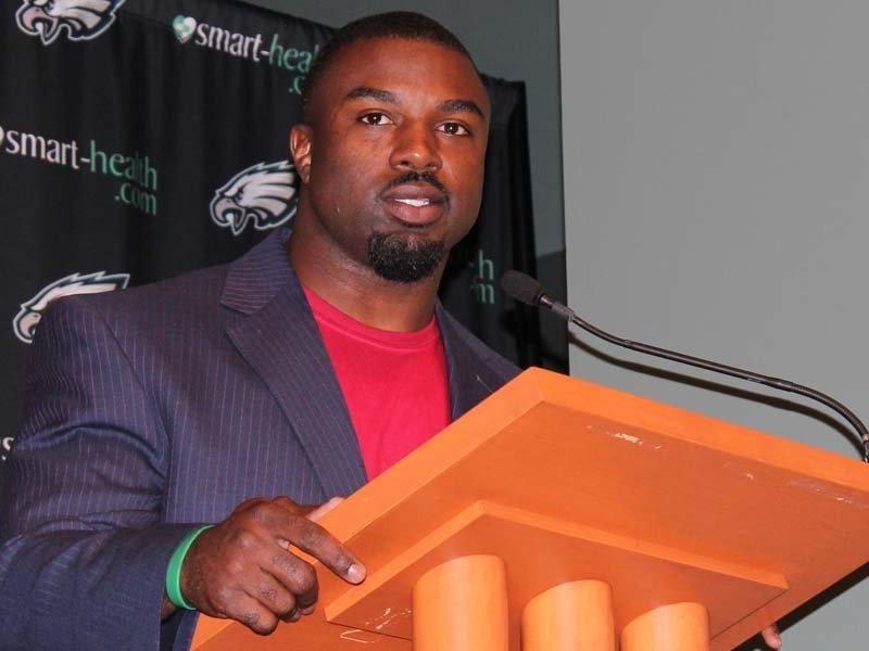 """Andy Reid On Brian Westbrook: """"Never Coached A Player As Smart"""""""