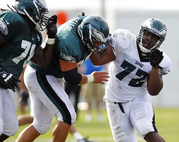 Assessing The Eages: Defensive Line