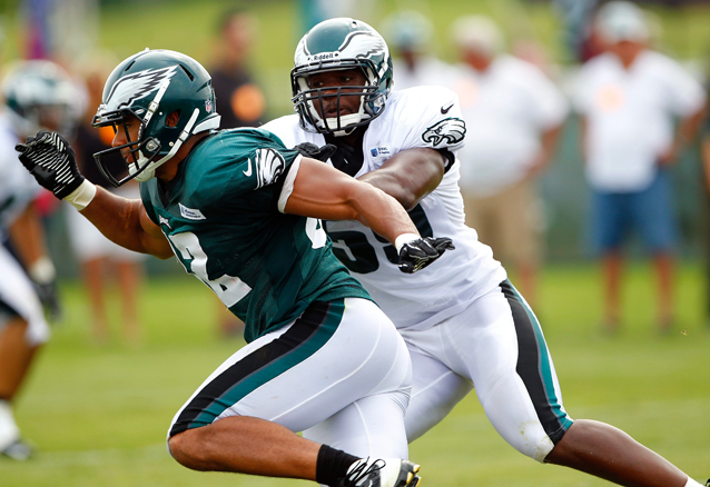 Eagles Linebackers Must Expect Screens And Draws On Each Play