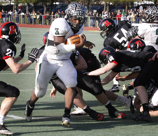 High School Spotlight:  Gerald Towns-Owens- RB, LB – West Deptford