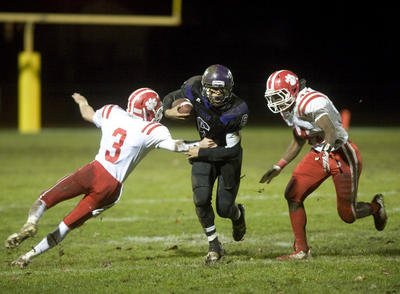 High School Spotlight:  Rodney Williams – QB, CB – Cherry Hill West