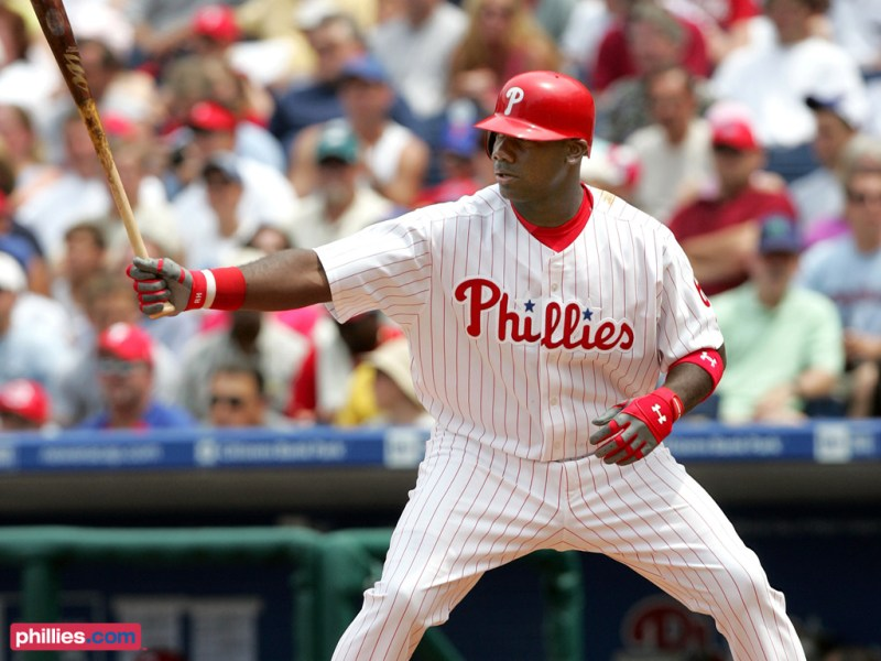 Notes From The Phillies' 8-7 Win Over New York