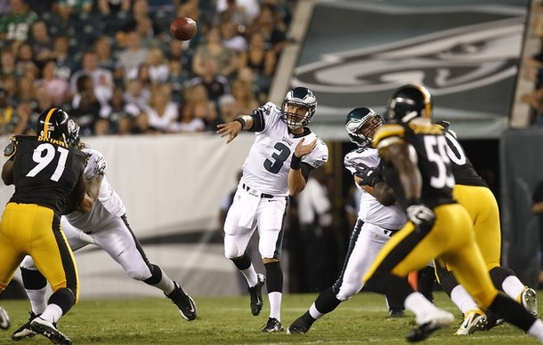 Five Thoughts From Eagles-Steelers