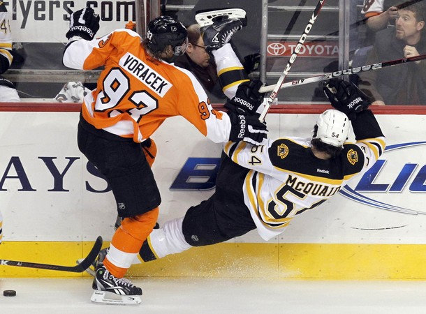 Voracek Finds New Home as Others Continue Looking