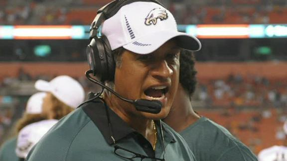 Moving Castillo To Defensive Coordinator Was Doomed From The Beginning