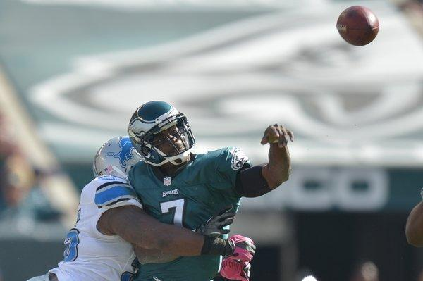 Eagles Offensive Line Must Improve Or…..