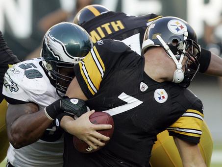 Eagles Face Challenge Of Taking Down Big Ben Roethlisberger