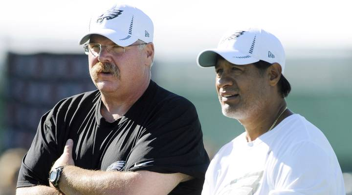 What Does The Juan Castillo Firing Mean For Reid And The Eagles?