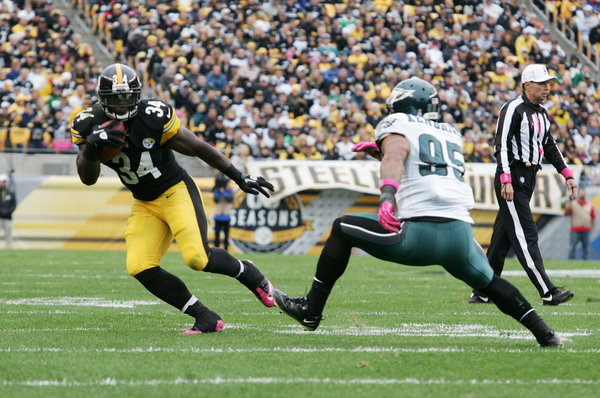 Eagles Defense Good This Week, But Not Good Enough