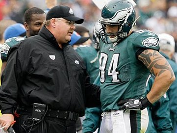 Eagles Players React To The Release of Jason Babin