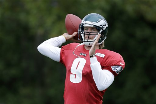 Eagles Players And Coaches Are Very Excited About Foles Starting