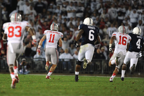 Penn State Comes Up Short To The Buckeyes, 35-23