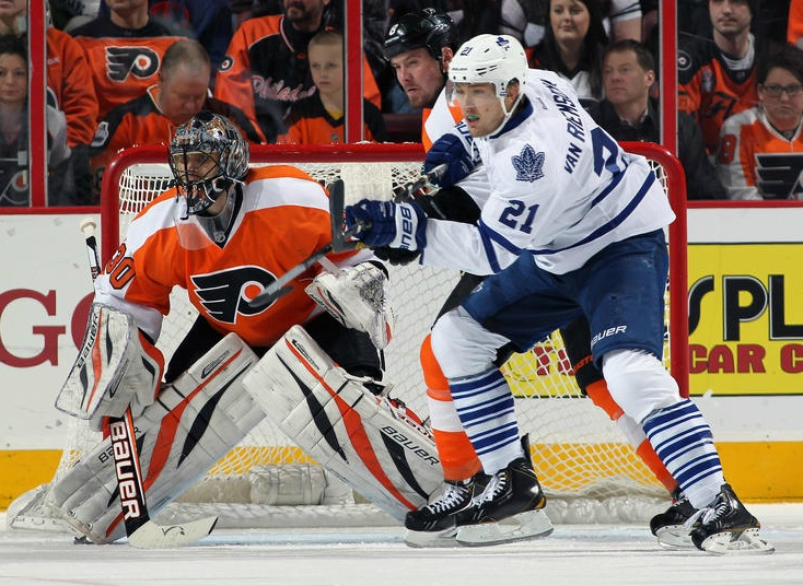 Flyers Fall Short Against Leafs 4-2