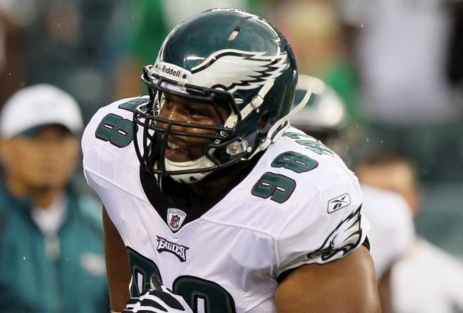Eagles Release Long-Time Defensive Tackle Mike Patterson