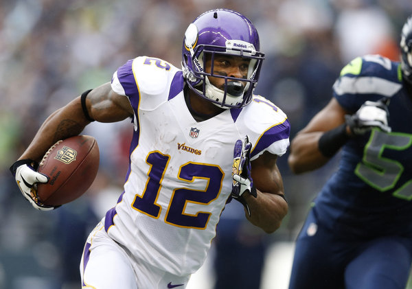 Percy Harvin Would Be A Great Fit In Chip Kelly's System