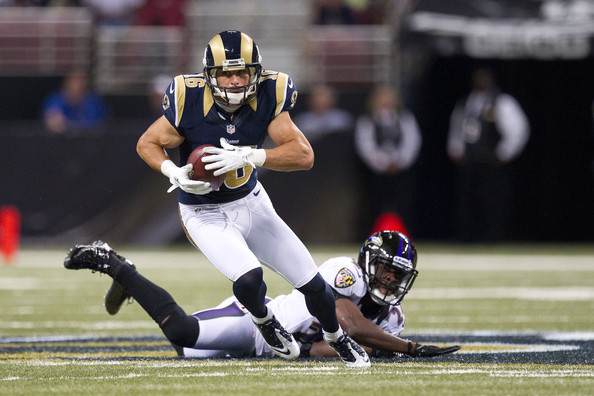 Report:  Eagles Interested In Rams WR Danny Amendola