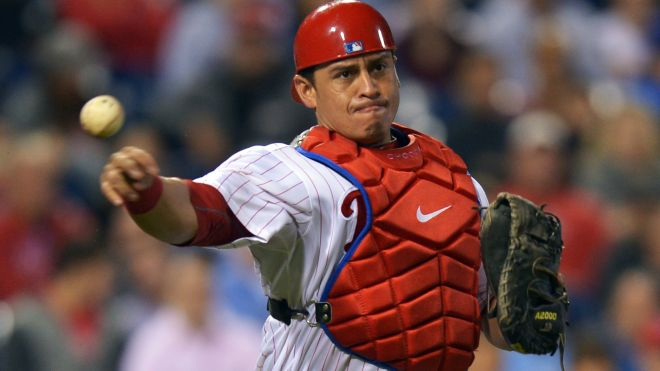 Phillies News And Notes: Ruiz Fine, Young Homers