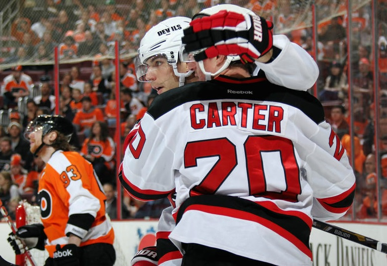 Shutout by Brodeur, Flyers All but Eliminated