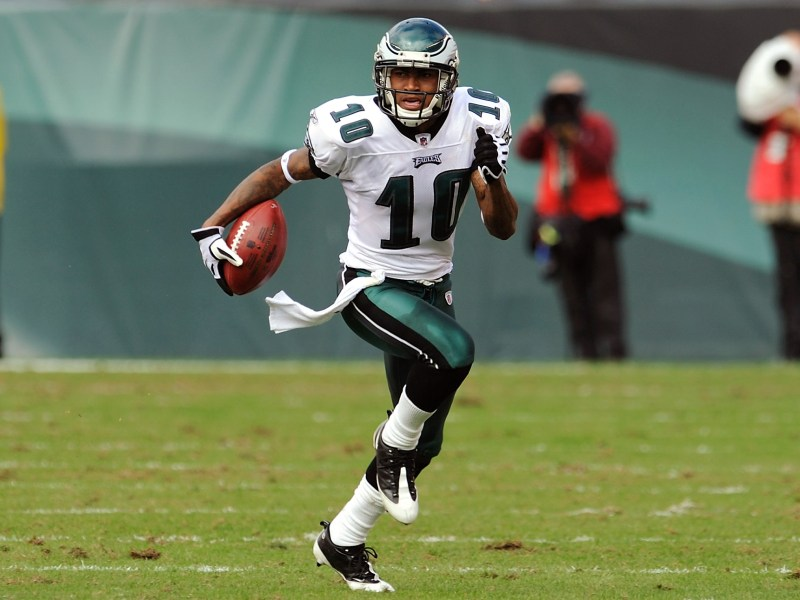 """DeSean Jackson:  """"Chip Kelly has come in and installed energy in this building"""""""