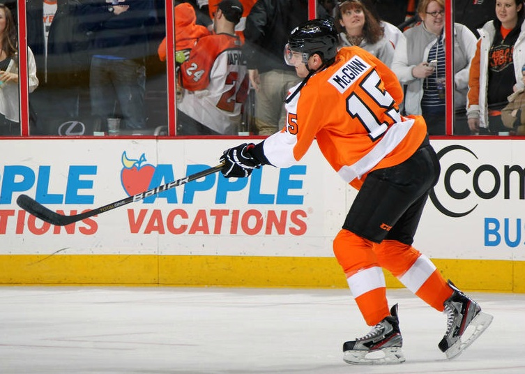 Flyers Recall Four Phantoms to Close Out Season