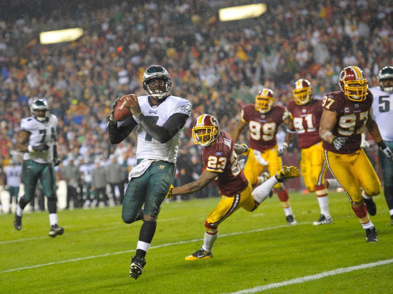DeSean Jackson:  Vick would be fine with Eagles drafting Geno Smith