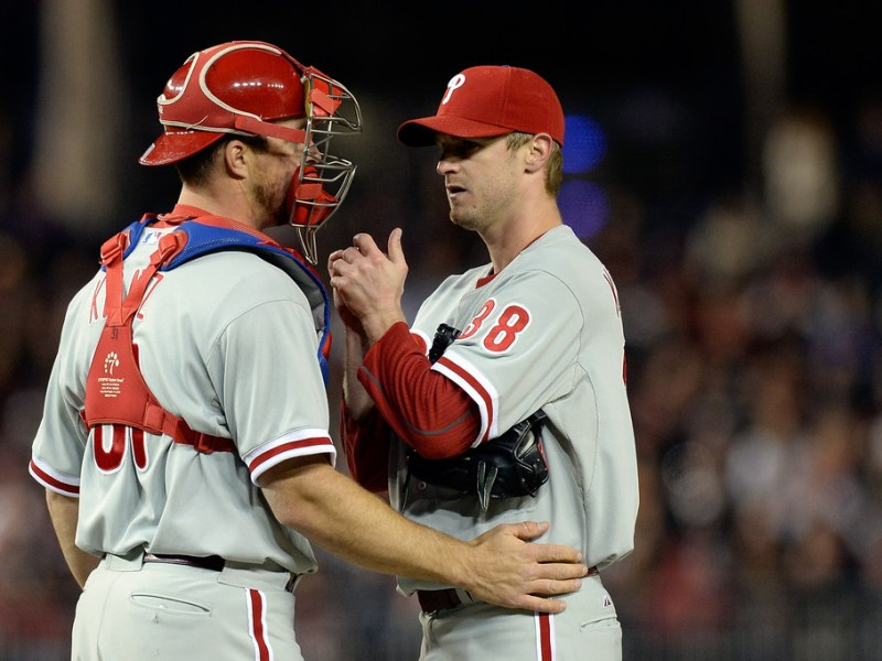 Notes From The Phillies' 4-3 Loss To Milwaukee