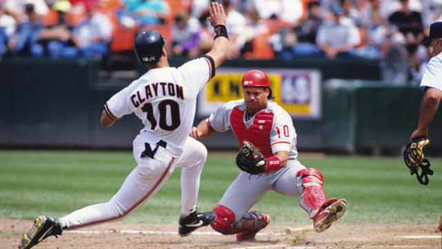 Darren Daulton Diagnosed With Two Brain Tumors