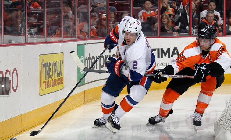 Streit Off a Cliff: Flyers Sign UFA Defenseman to New Deal