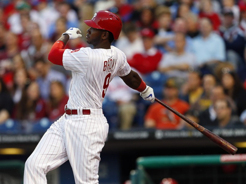Notes From The Phillies' 9-8 Win Over Chicago