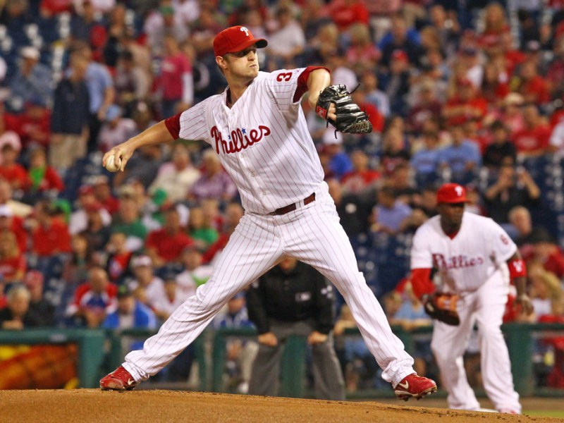 Notes From The Phillies' 13-4 Loss To Atlanta