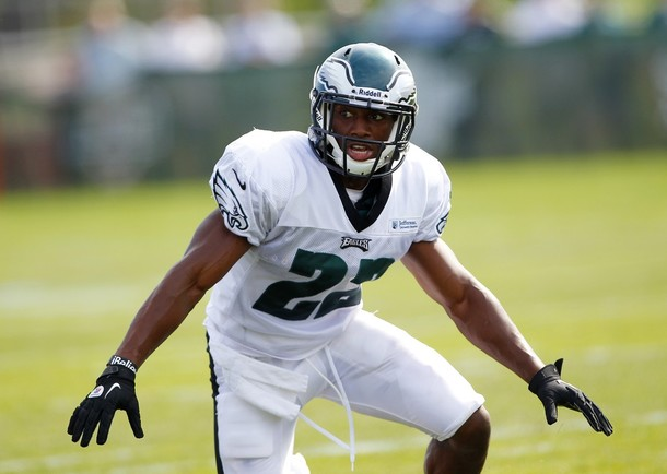 Brandon Boykin And Danny Watkins Are Competing Like They Want To Start
