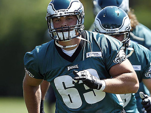 Danny Watkins Among Final Cuts As Eagles Get Down To 53
