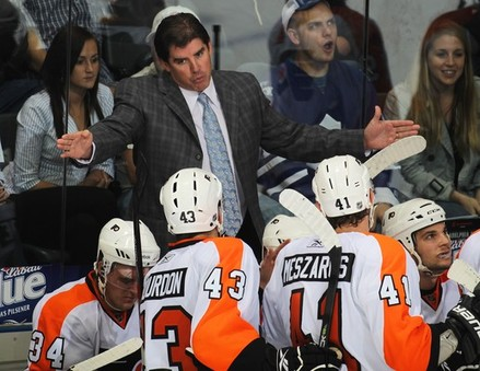 Flyers News and Notes: August 21