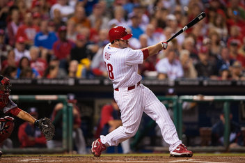 Notes From The Phillies' 12-1 Win Over Chicago