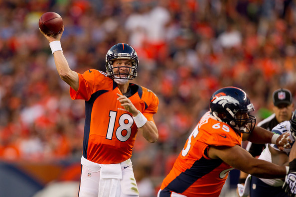 Chip Kelly vs. Peyton Manning: Who Is NFL's Leading Offensive Genius?