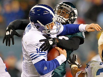 Eagles Defense Wants To Get To Manning Like They Did In 2010