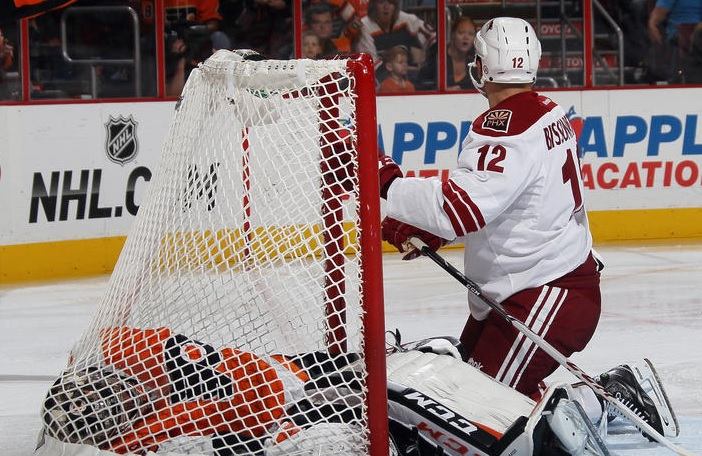 Lack of Accountability, Injuries Highlight Flyers Loss to Coyotes