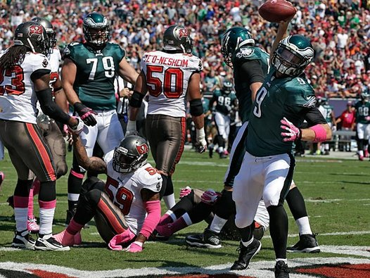 Nick Foles Leads The Eagles To Another Victory