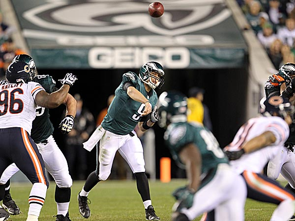 Pressure for The Eagles Results in Paranoia for Philadelphia