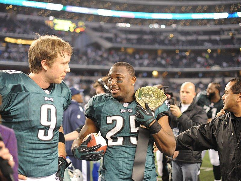 Eagles Get It Done And Capture NFC East Division Championship