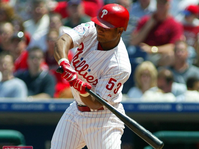 Report:  Phillies Considering Signing Bobby Abreu