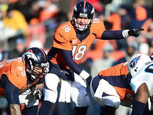 2014 Projections: The AFC West